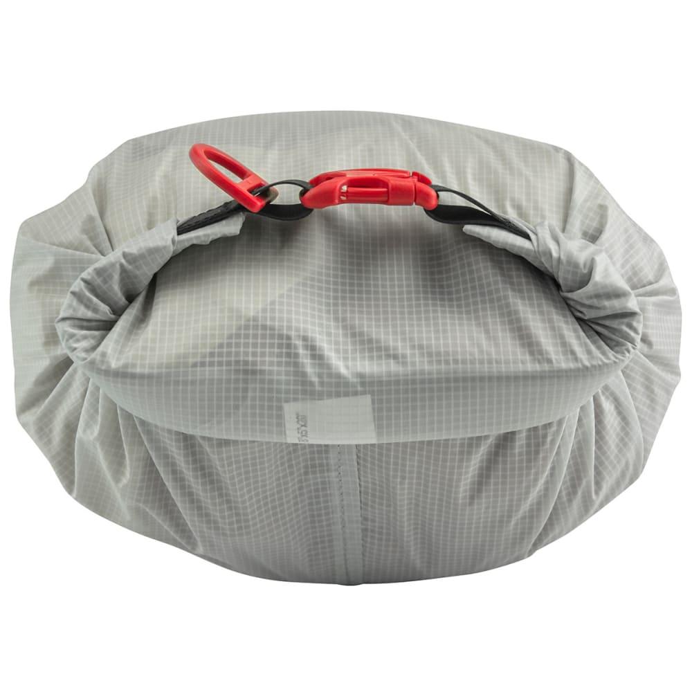BIG AGNES Tech Dry Bag, 12 L - LIGHT GREY