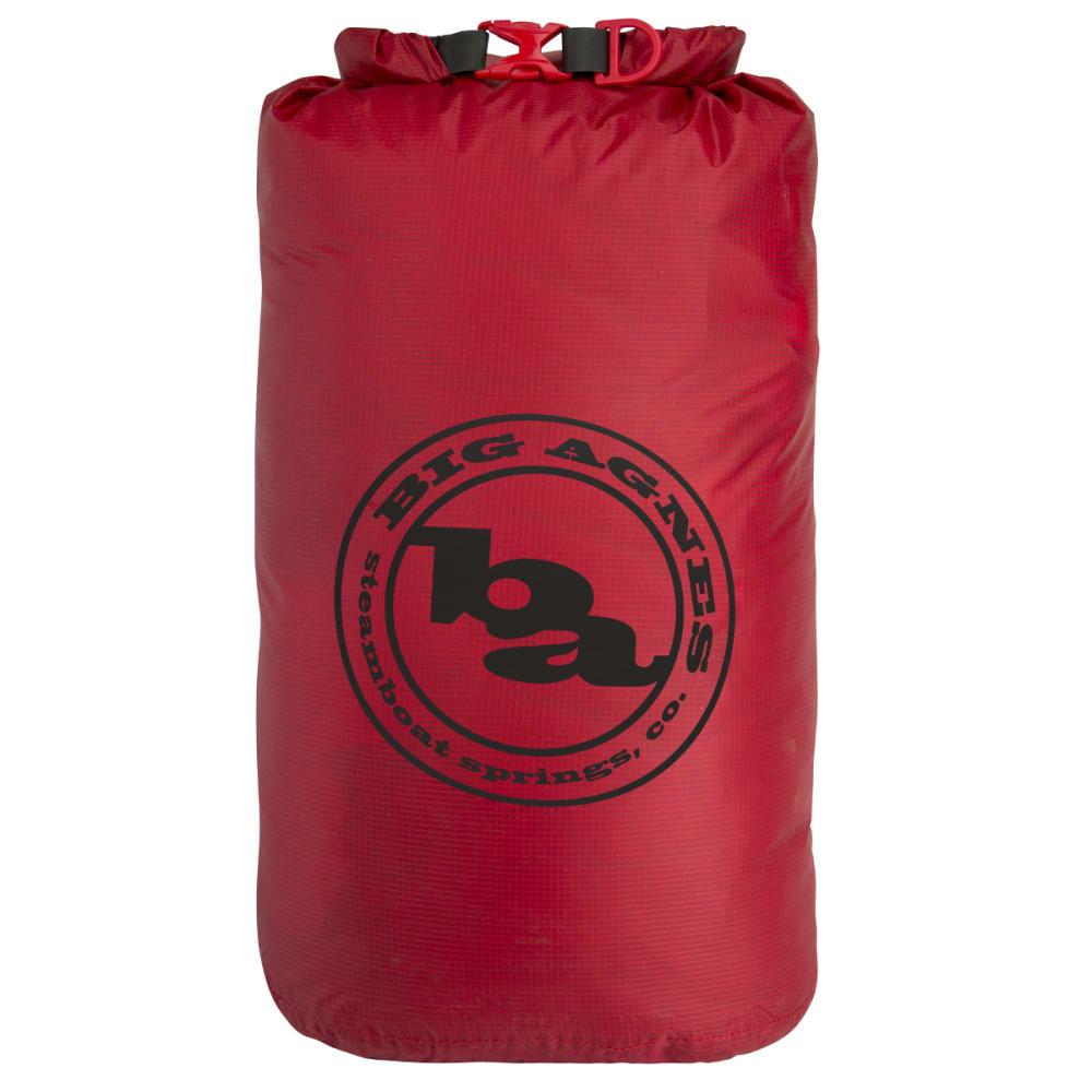 BIG AGNES Tech Dry Bag, Medium - RED