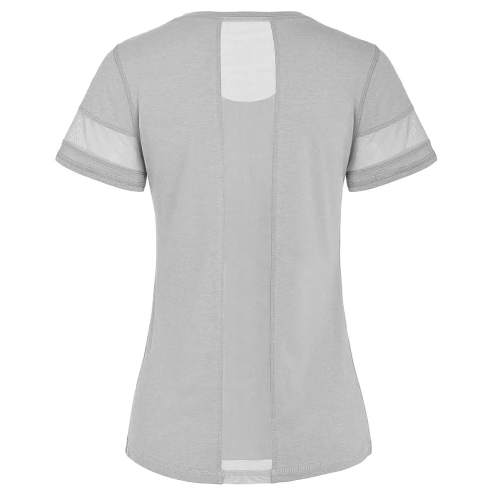 TASC PERFORMANCE Women's Sprinter II Short-Sleeve Tee - LT HTR GRAY-007