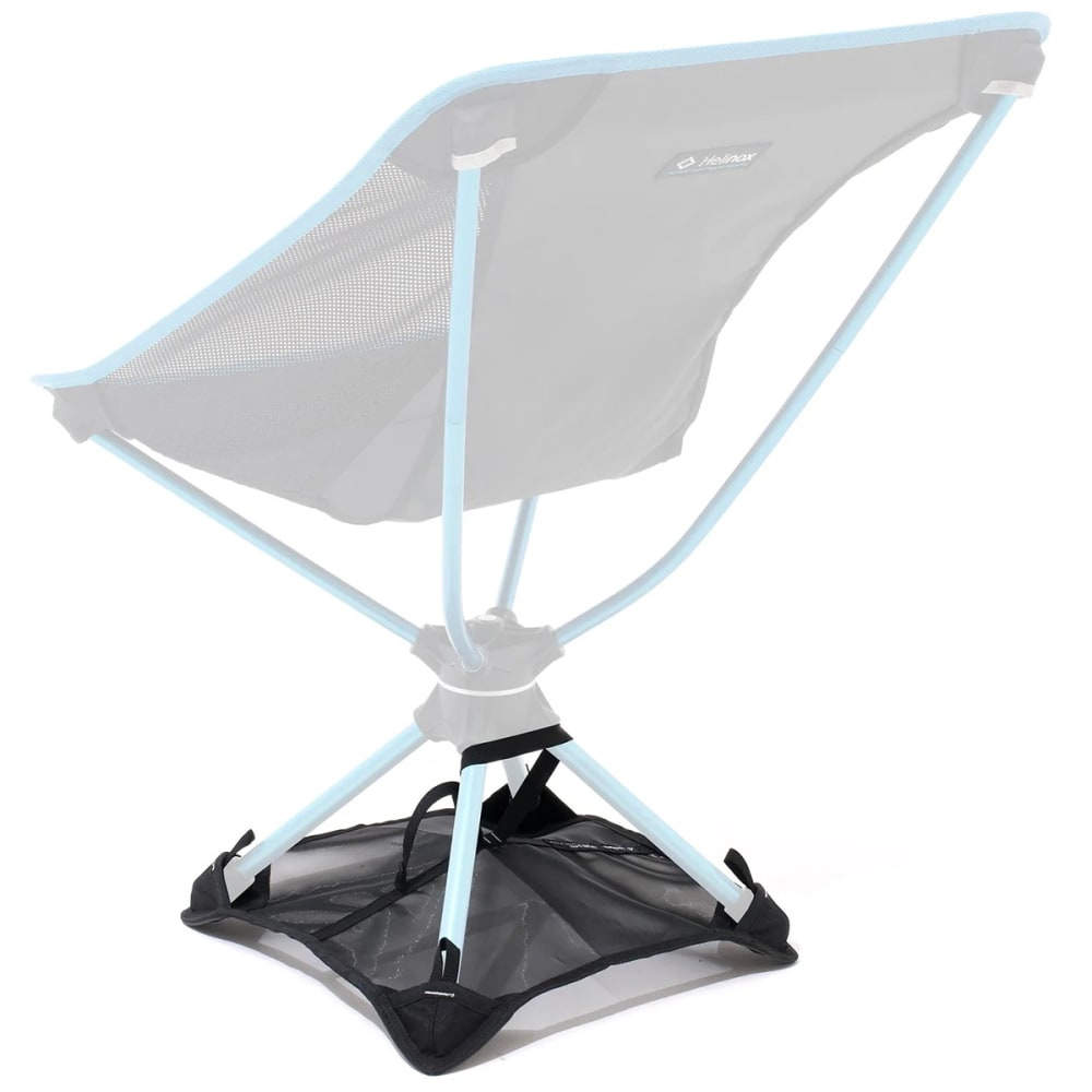 HELINOX Ground Sheet, Large - BLACK