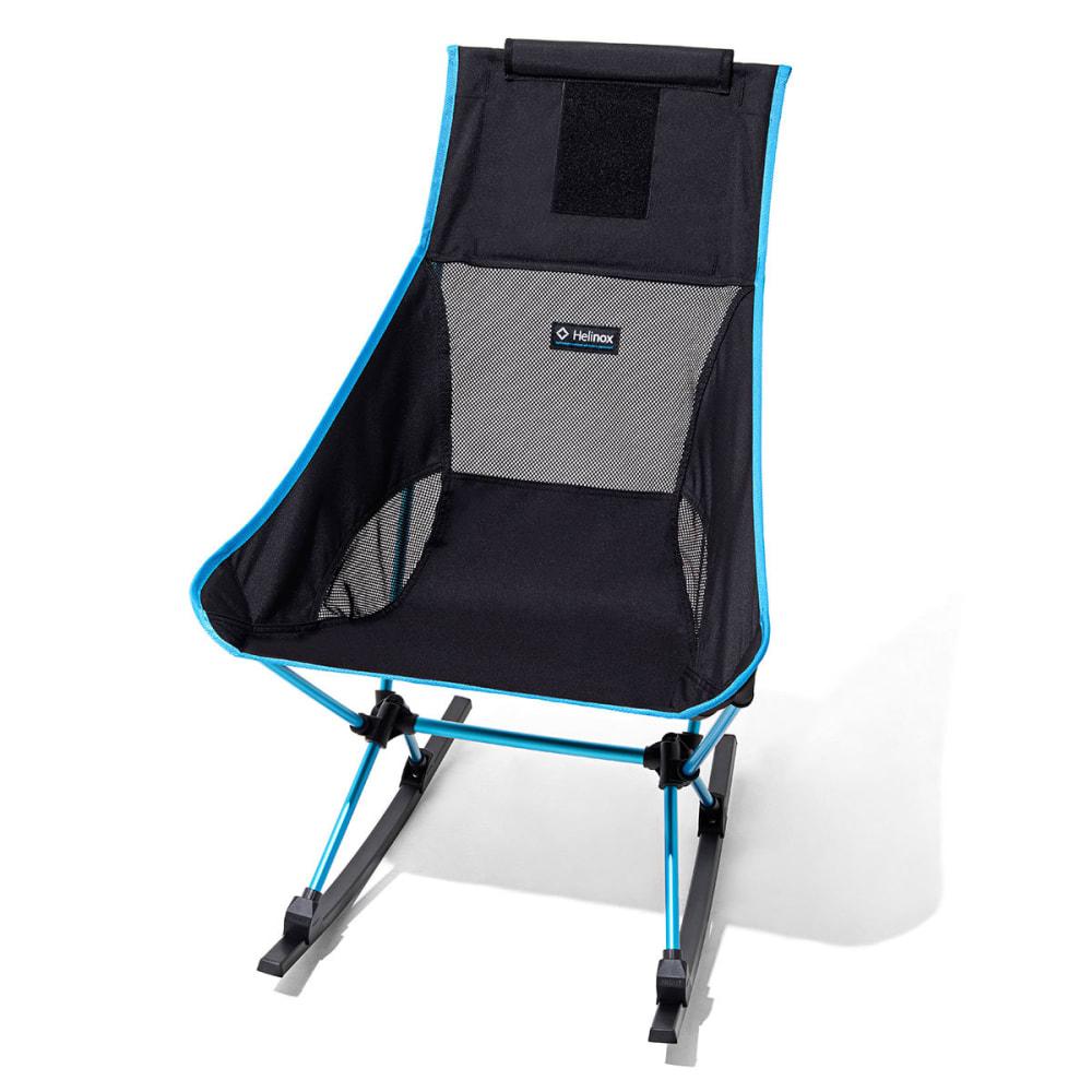 BIG AGNES Chair Two Rocker - BLACK