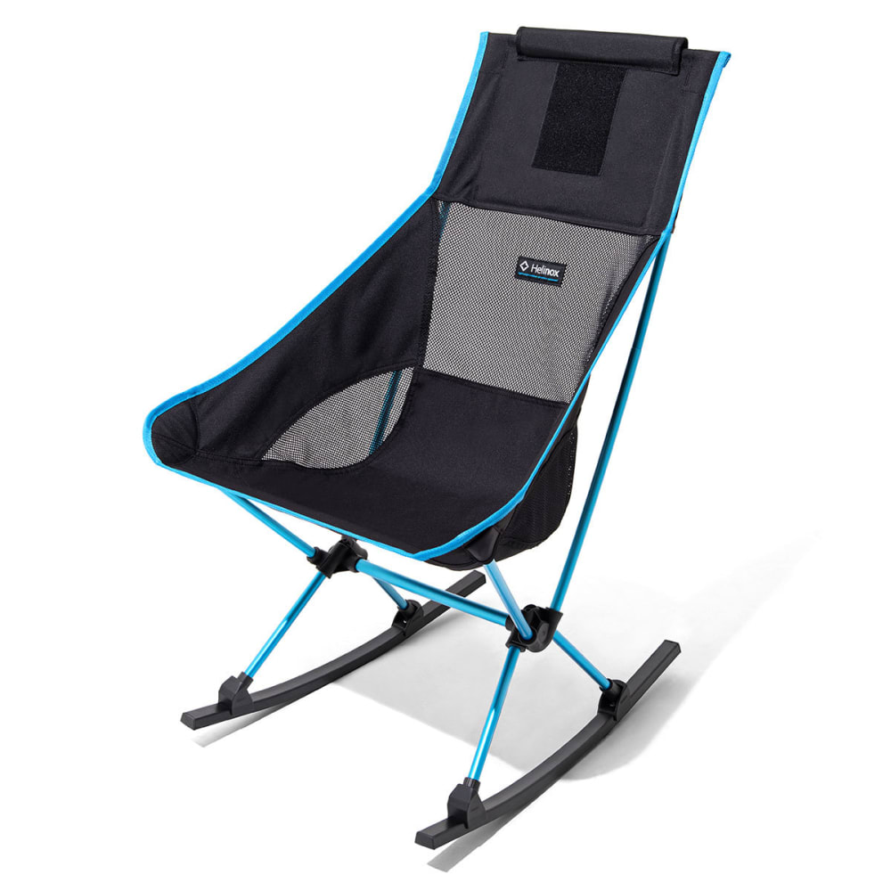 BIG AGNES Chair Two Rocker - BLACK