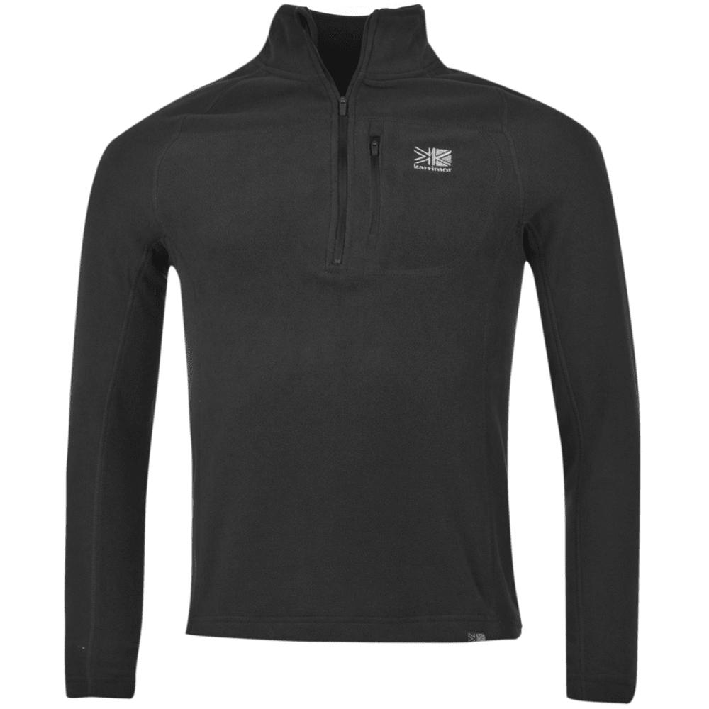 Karrimor Men's Ks200 Microfleece 1/4 Zip Pullover