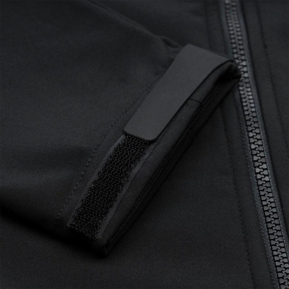 KARRIMOR Men's Alpiniste Soft Shell Jacket - BLACK/YELLOW
