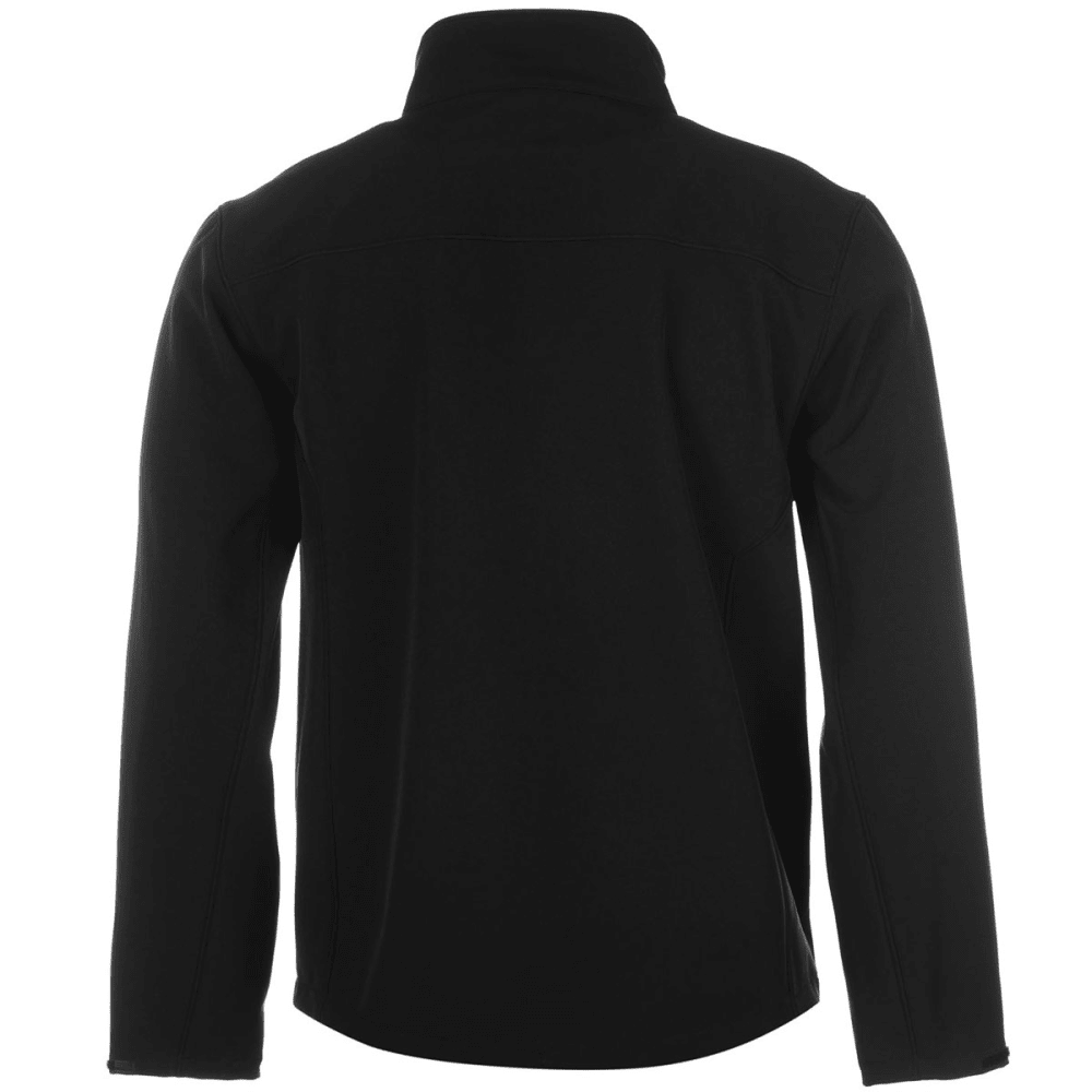 KARRIMOR Men's Ridge Soft Shell Jacket - BLACK