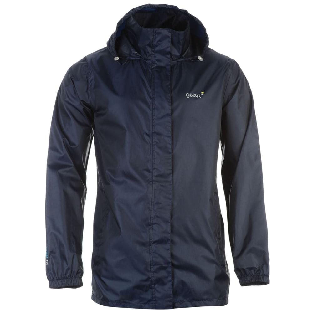 GELERT Men's Packaway Jacket - NAVY