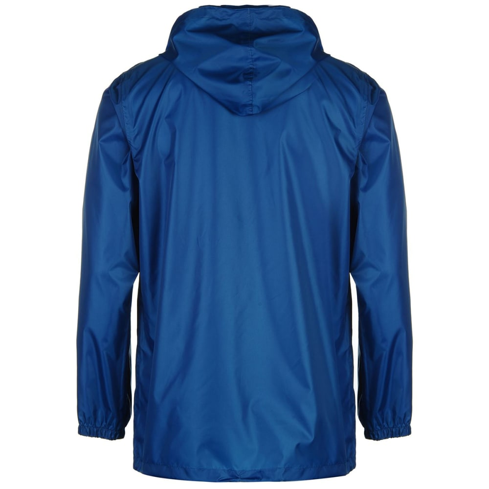 GELERT Men's Packaway Jacket - Gelert Blue