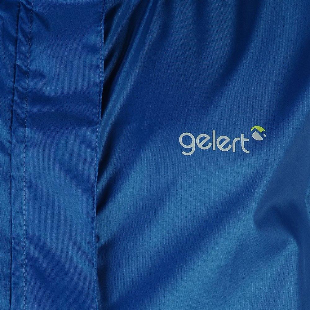 GELERT Men's Packaway Jacket - Gelert Blue