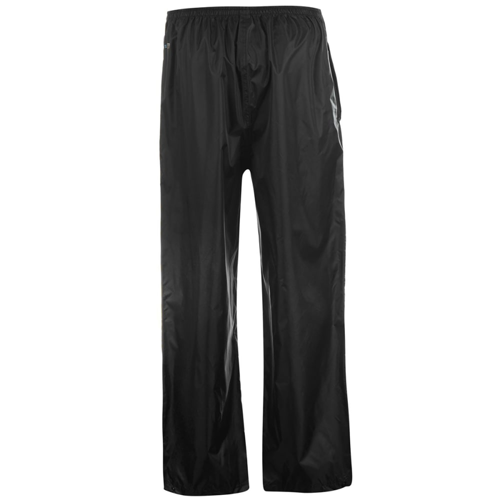 GELERT Men's Packaway Pants - BLACK