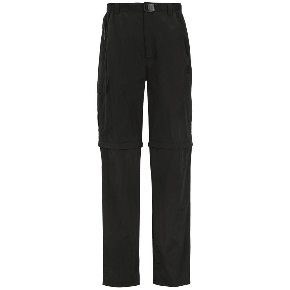 KARRIMOR Men's Aspen Zip-Off Pants - BLACK