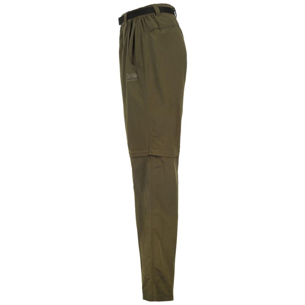 KARRIMOR Men's Zip-Off Pants - KHAKI