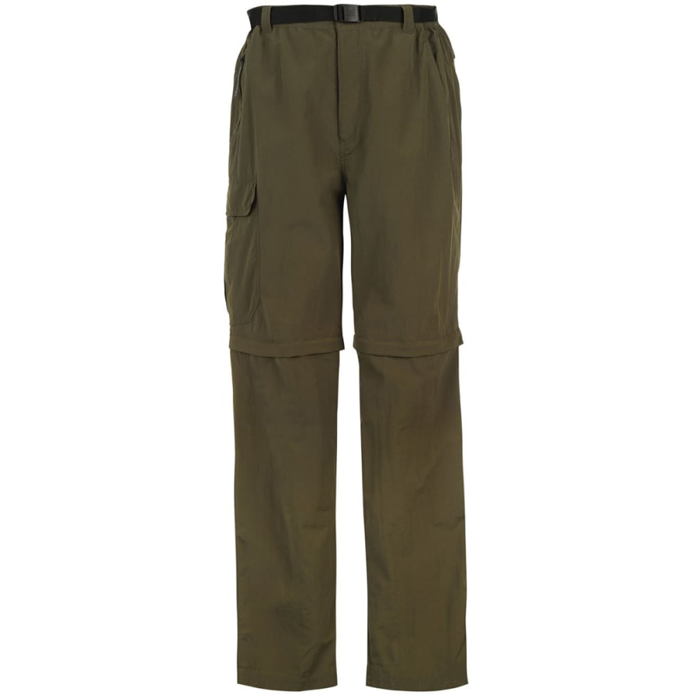 KARRIMOR Men's Zip-Off Pants - KHAKI