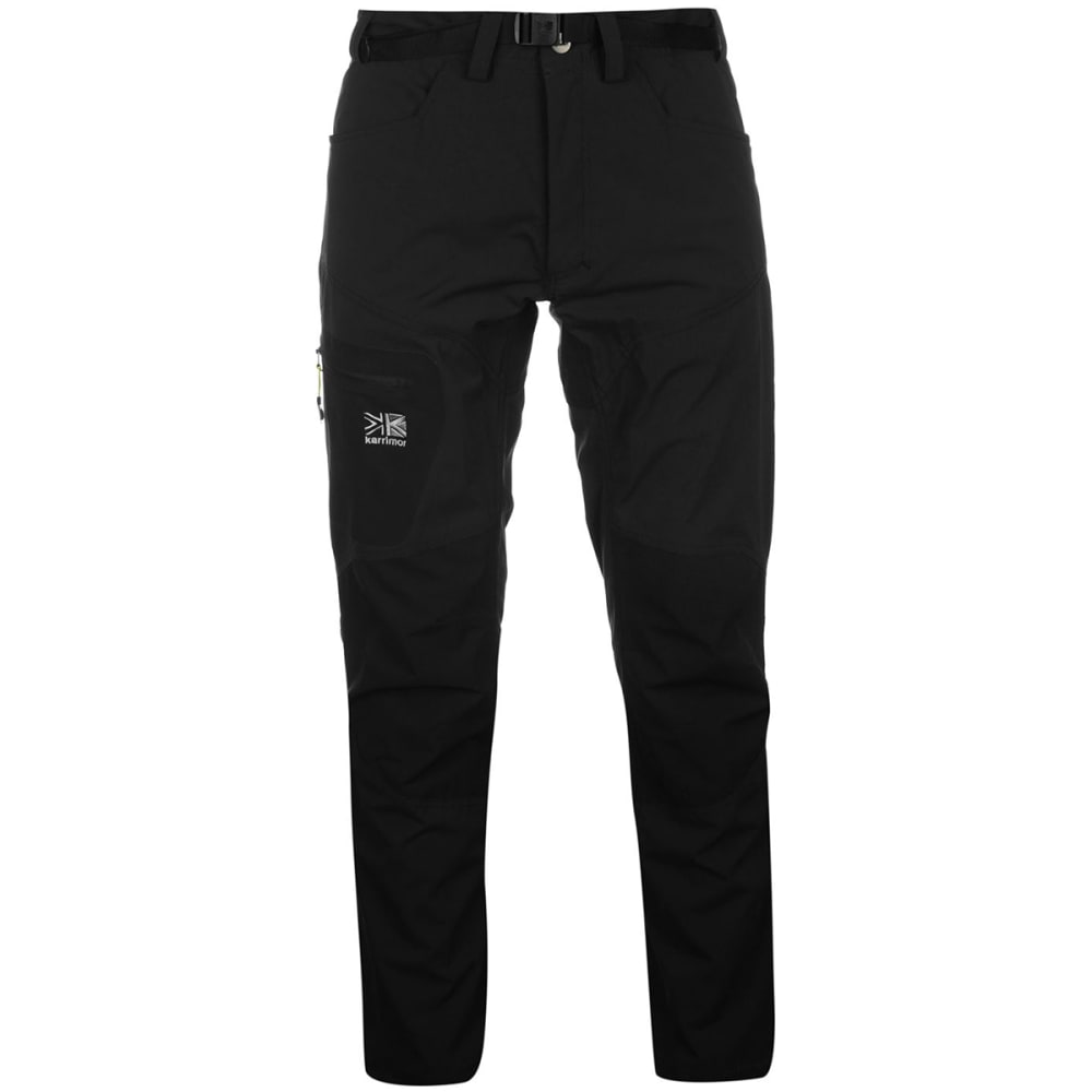 KARRIMOR Men's Hot Rock Pants - BLACK