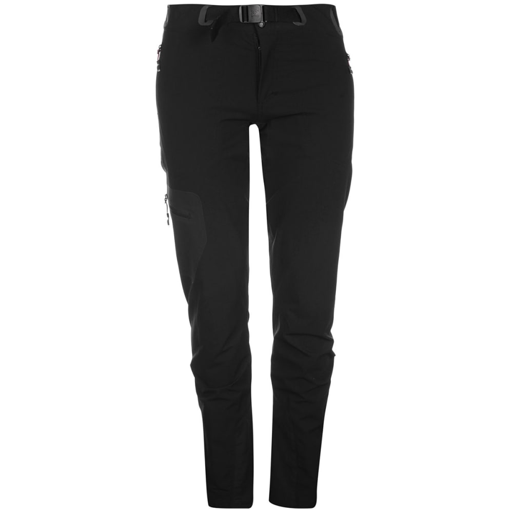 KARRIMOR Women's Hot Rock Pants - BLACK