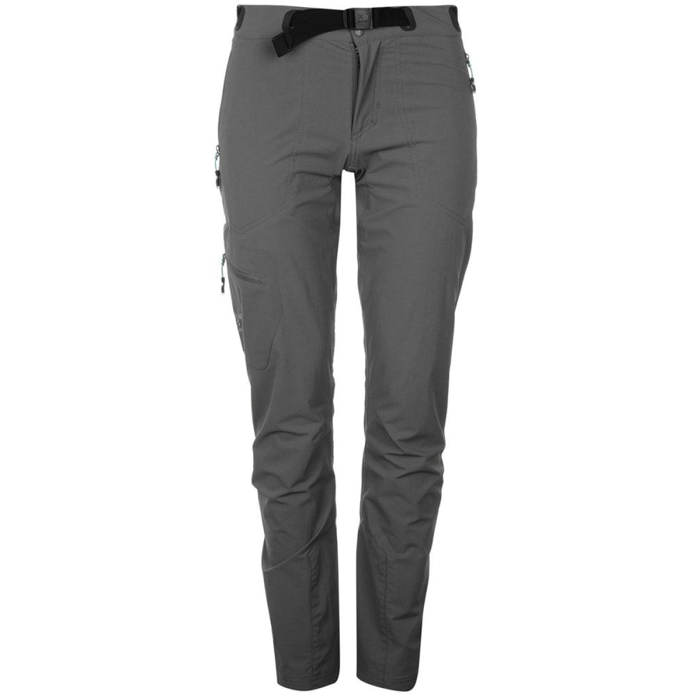 KARRIMOR Women's Hot Rock Pants - LIGHT GREY