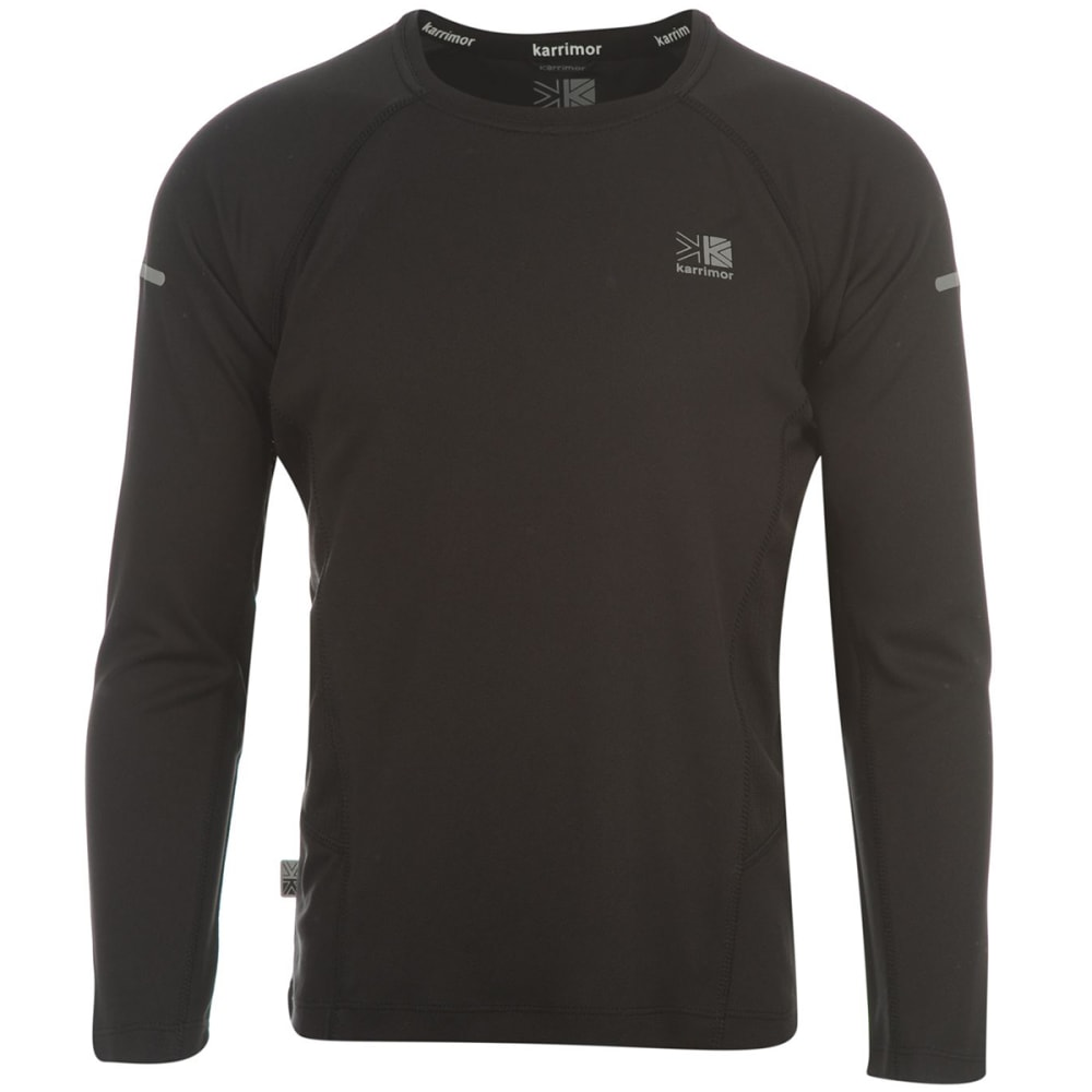 KARRIMOR Juniors' Long-Sleeve Running Top 7-8X