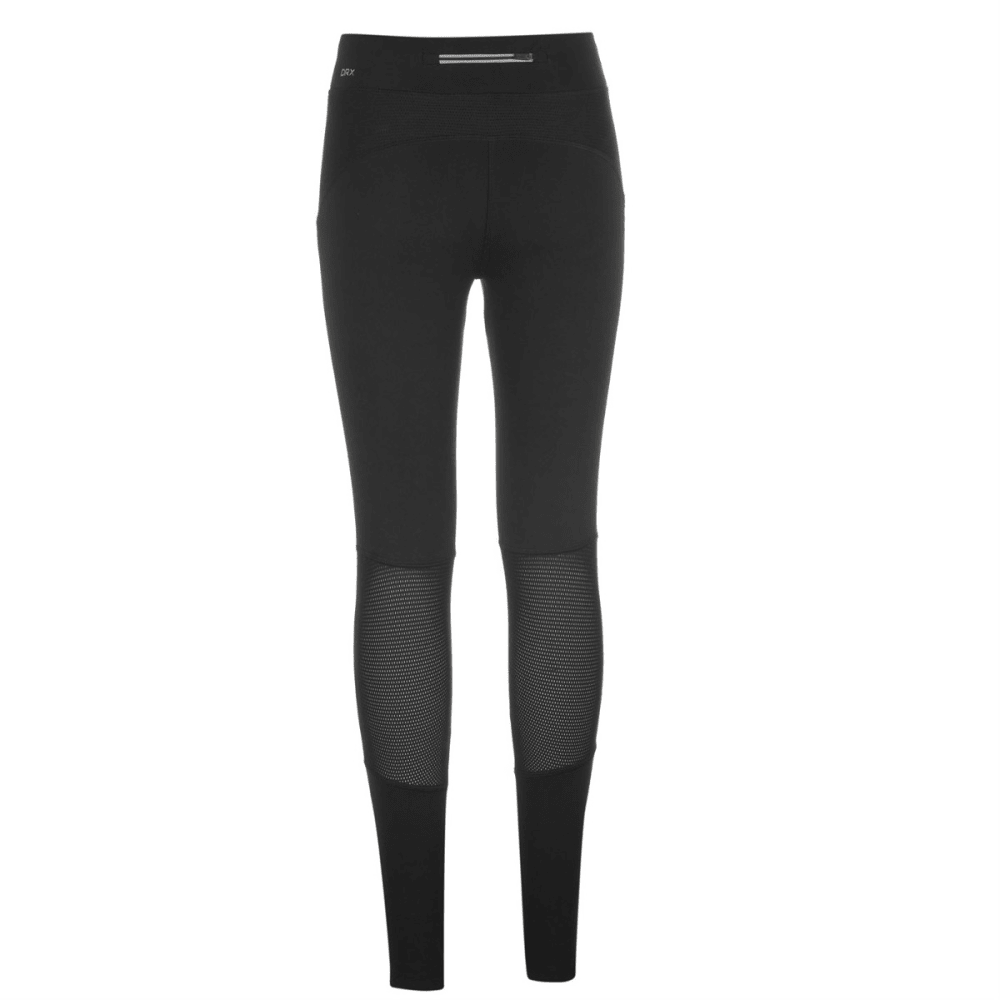 KARRIMOR Girls' XLite Running Tights - BLACK