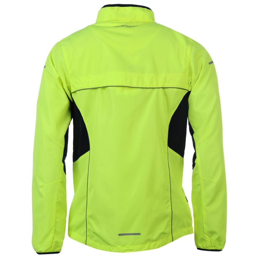 KARRIMOR Kids' Running Jacket - Fluo Yellow