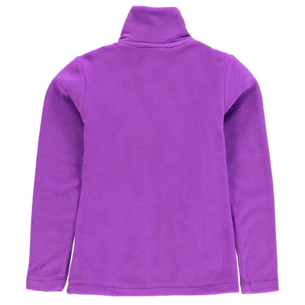 GELERT Girls' Ottawa Fleece Jacket - PURPLE