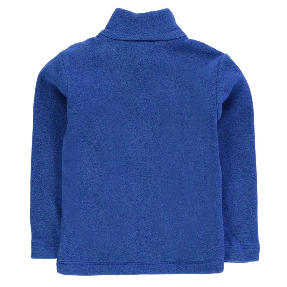 GELERT Infant Girls' Ottawa Fleece Jacket - ROYAL BLUE