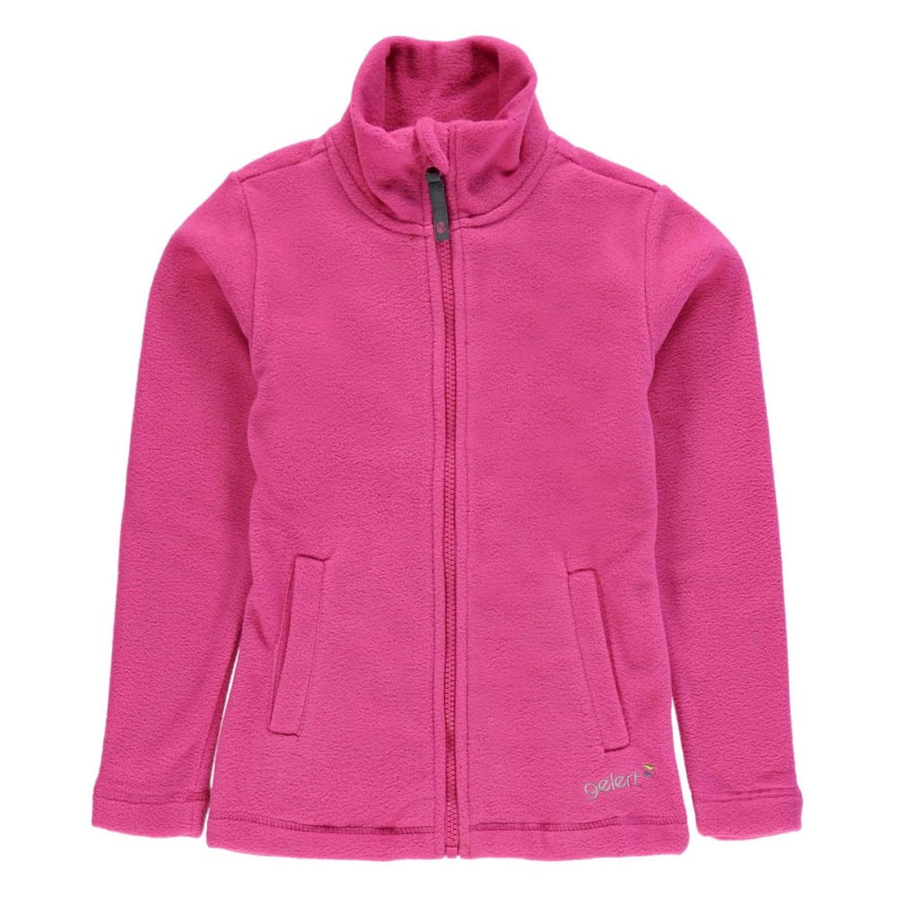 GELERT Infant Girls' Ottawa Fleece Jacket - BRIGHT PINK