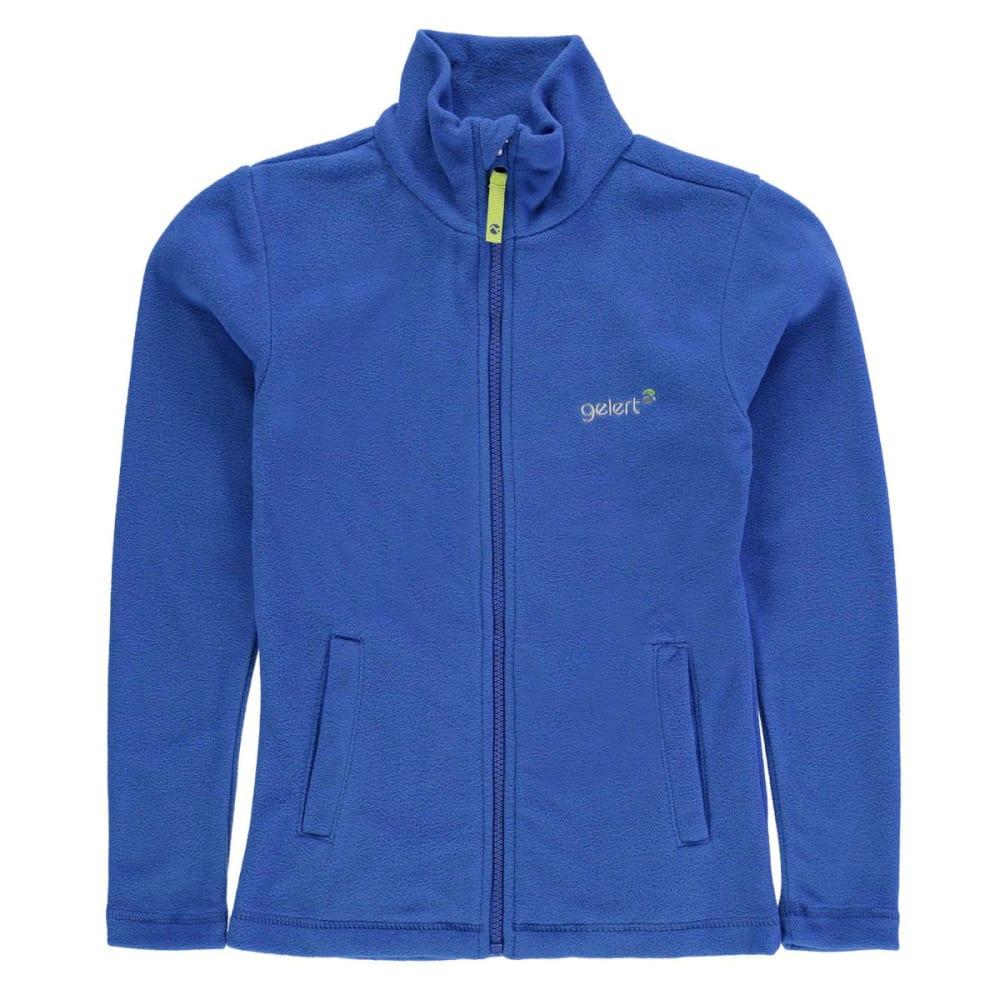 GELERT Boys' Ottawa Fleece Jacket - ROYAL BLUE
