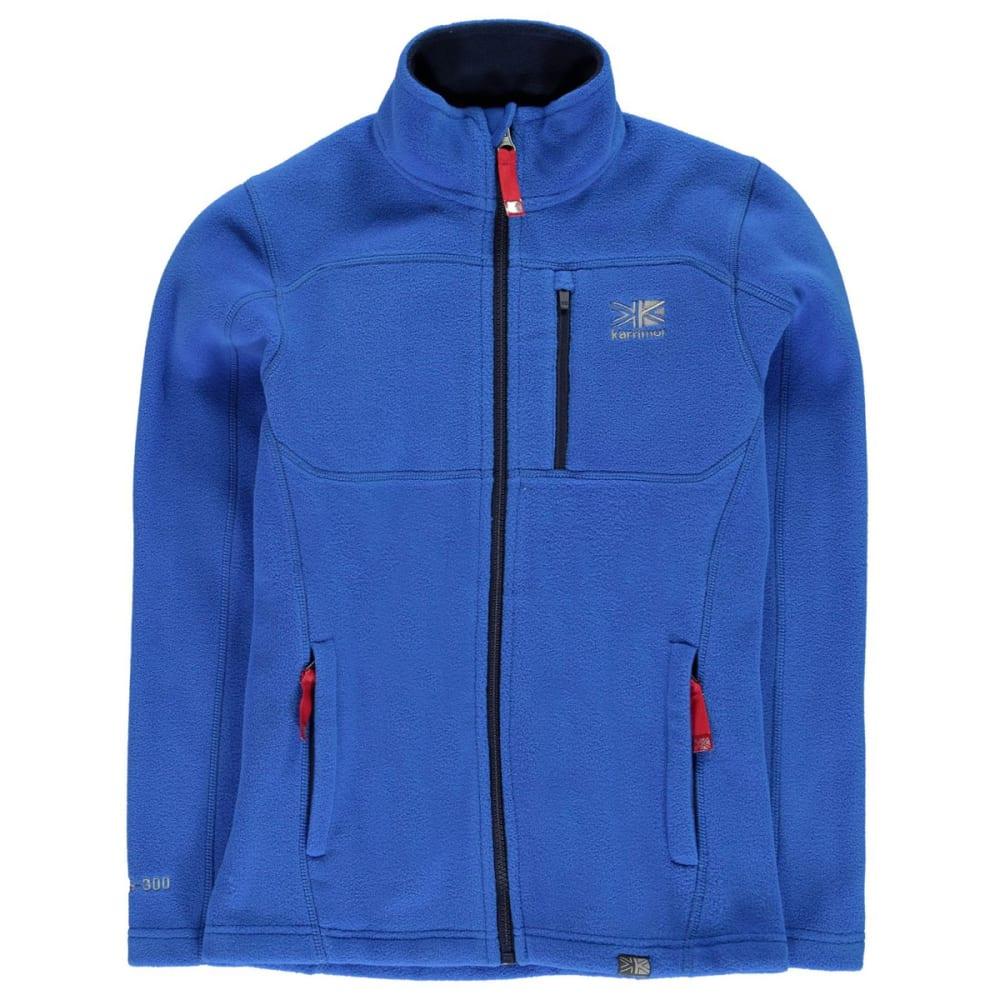 KARRIMOR Kids' Fleece Jacket - BLUE