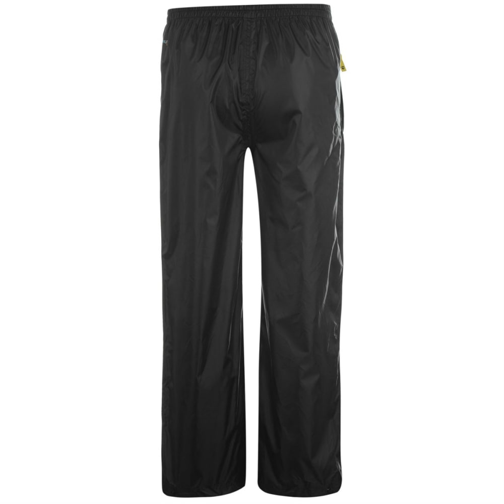GELERT Boys' Packaway Pants - BLACK