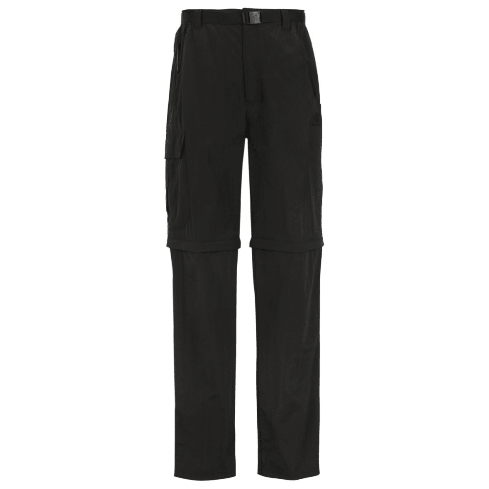 KARRIMOR Kids' Zip-Off Pants - BLACK
