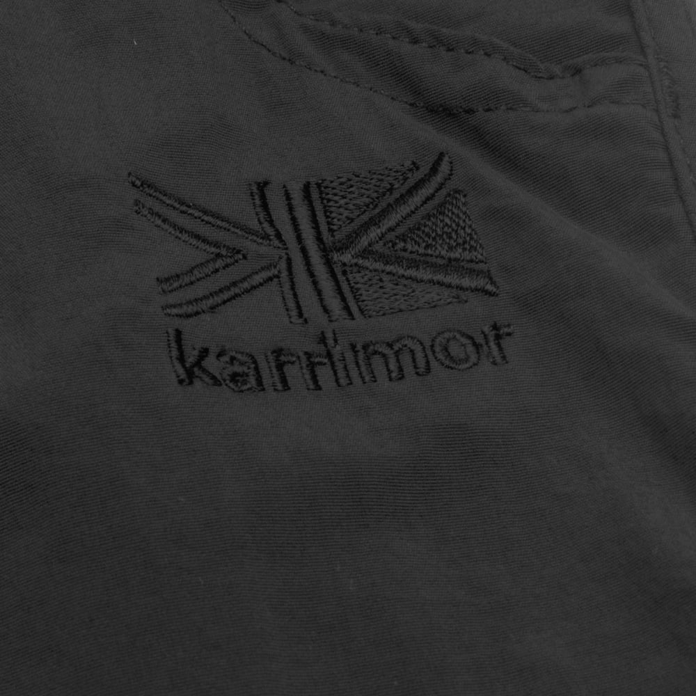 KARRIMOR Kids' Zip-Off Pants - BLACK