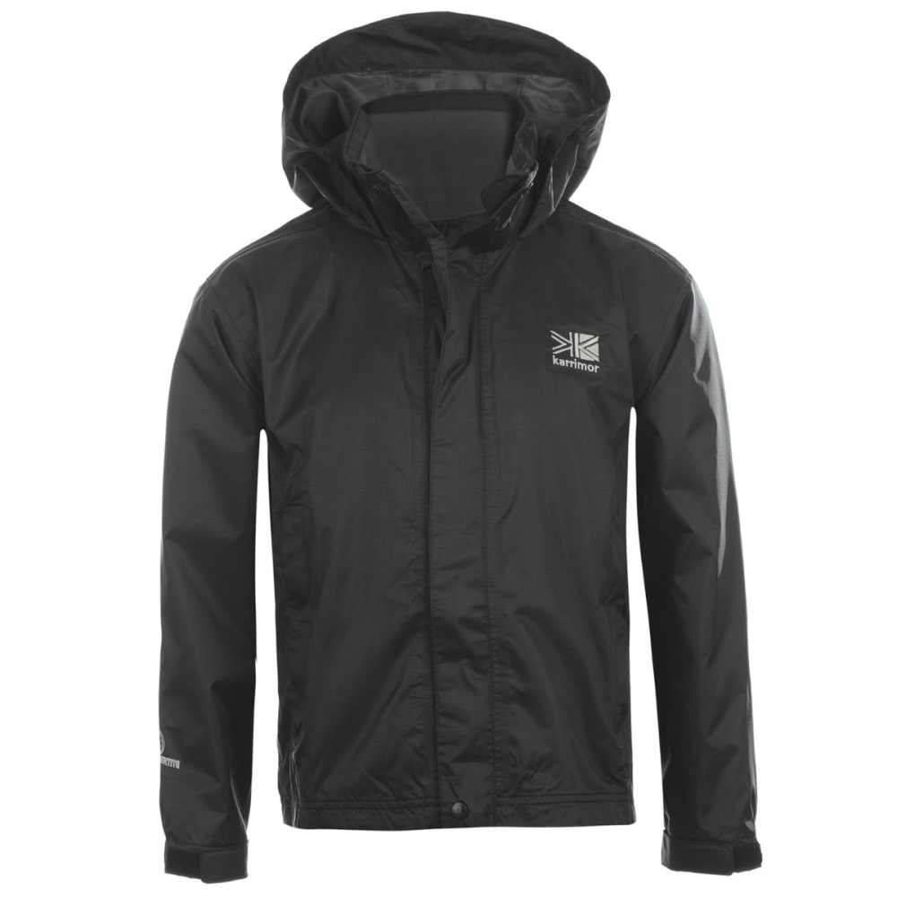 KARRIMOR Kids' Sierra Jacket - BLACK