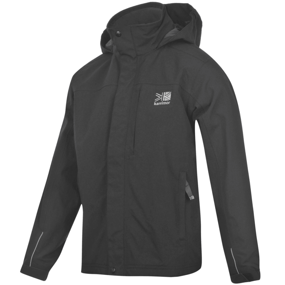KARRIMOR Kids' Urban Jacket - BLACK