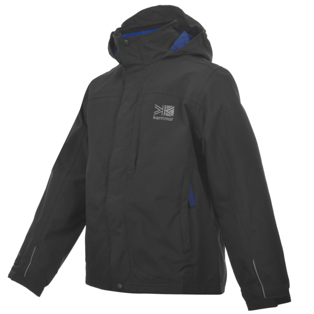 KARRIMOR Kids' Urban Jacket - CHARCOAL