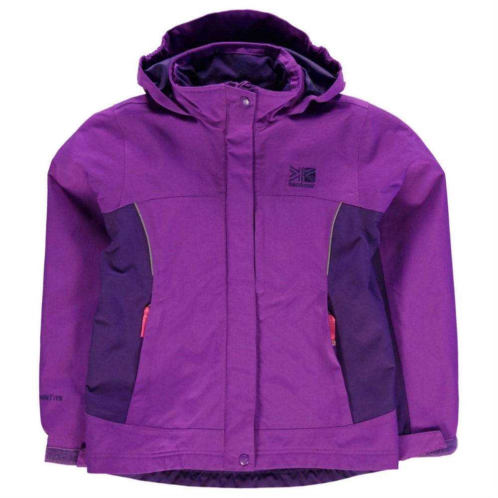 KARRIMOR Kids' Urban Jacket - PURPLE HAZE