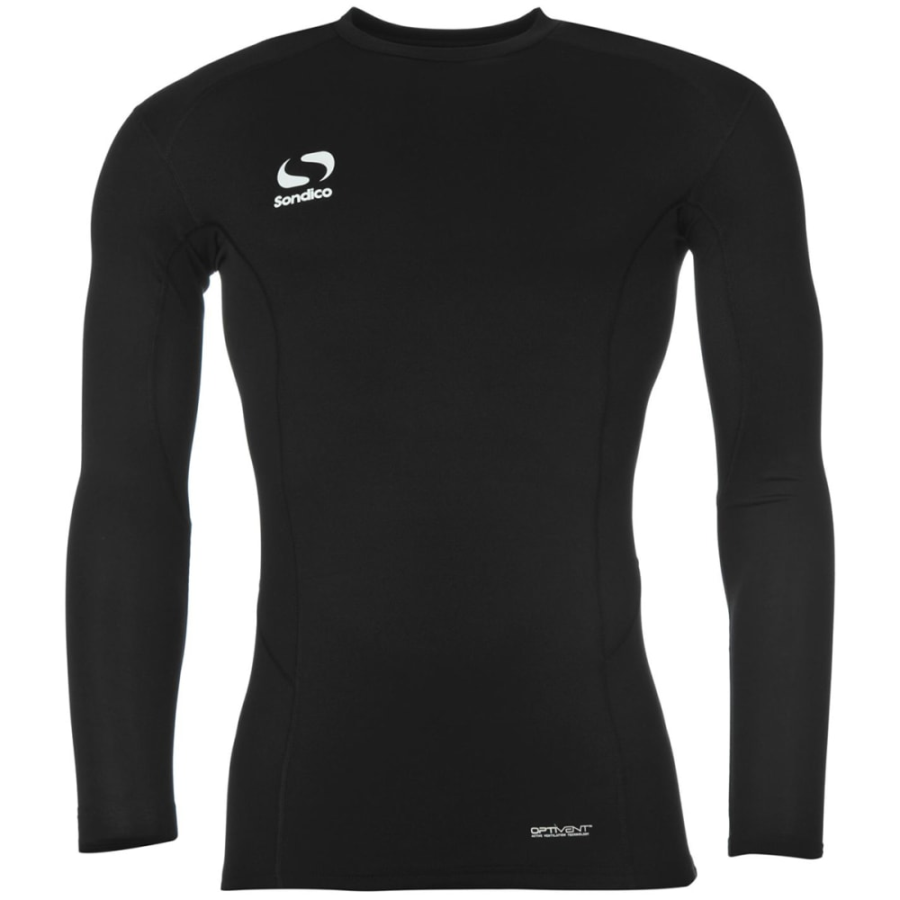 SONDICO Boys' Core Long-Sleeve Base Layer Top 5-6