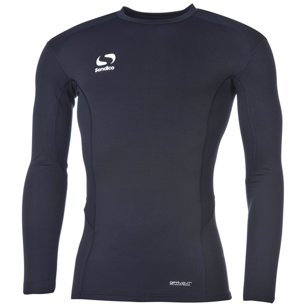 SONDICO Boys' Core Long-Sleeve Base Layer Top 11-12