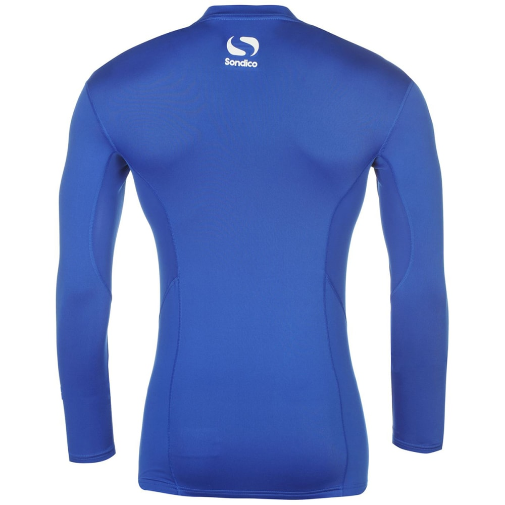 SONDICO Men's Base Core Long-Sleeve Base Layer Top - ROYAL