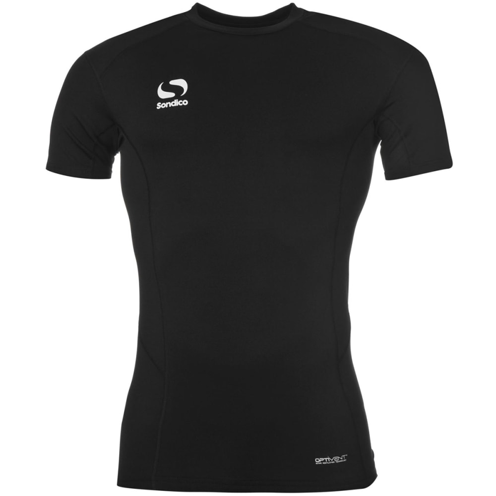 SONDICO Men's Core Base Short-Sleeve Top XS