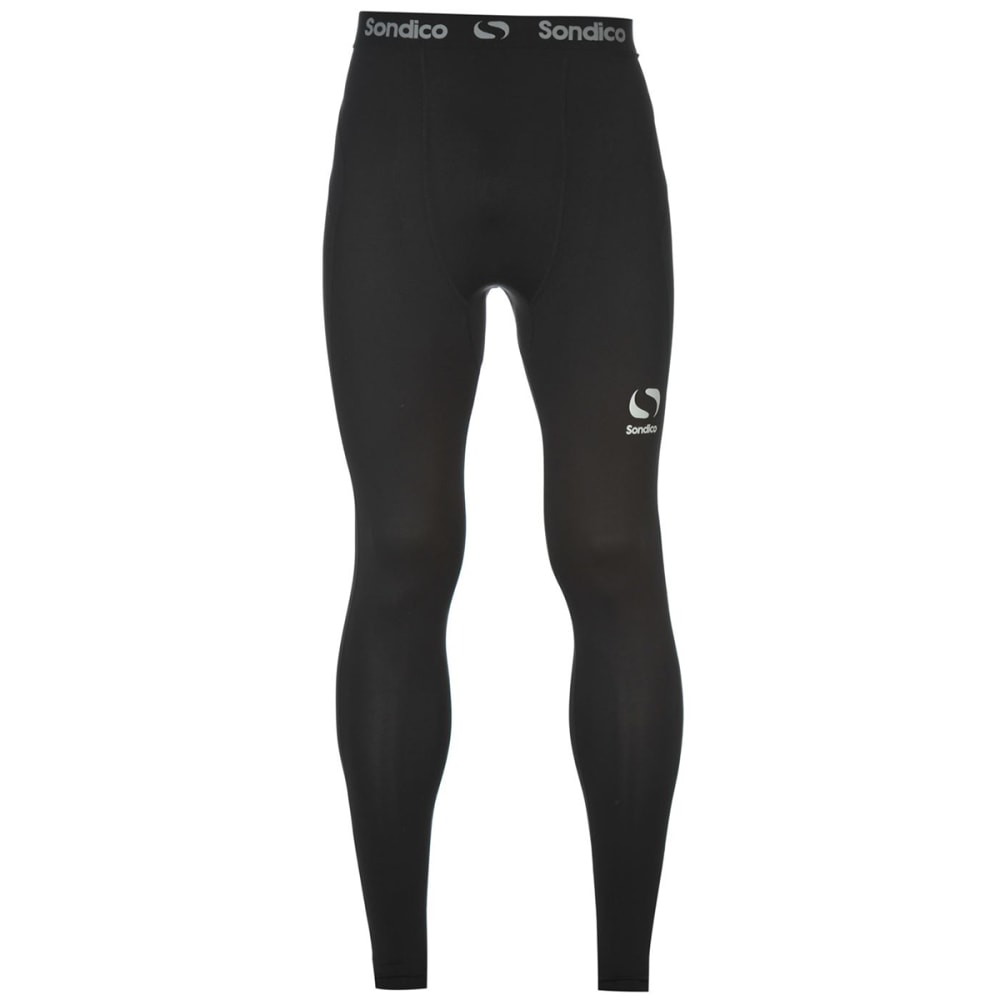 SONDICO Men's Core Tights - BLACK
