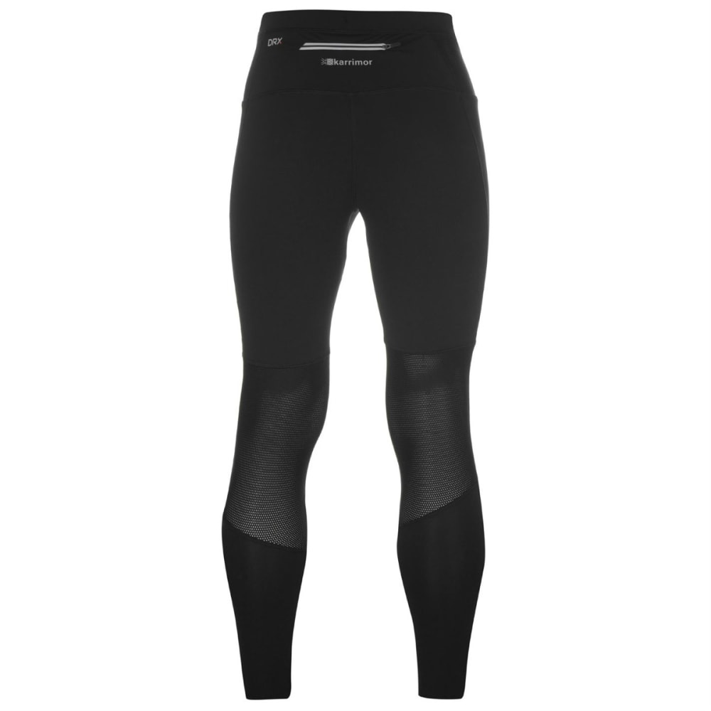 KARRIMOR Men's X Lite Running Tights - BLACK