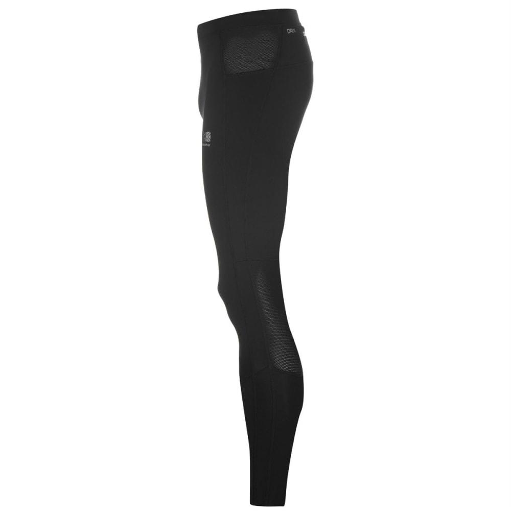 KARRIMOR Men's X Lite Running Tights - BLACK