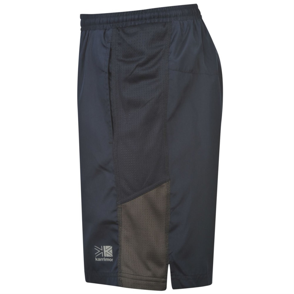 KARRIMOR Men's Long Running Shorts - NAVY