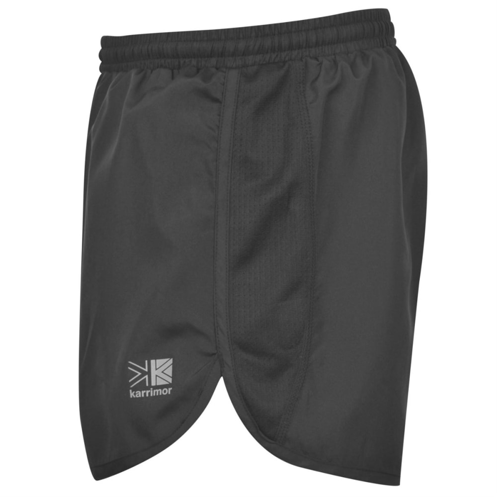 KARRIMOR Men's Race Shorts - BLACK