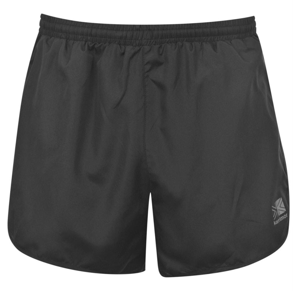 KARRIMOR Men's Race Shorts - BLACK