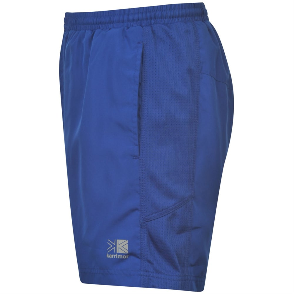 KARRIMOR Men's Run Shorts - CLASSIC BLUE