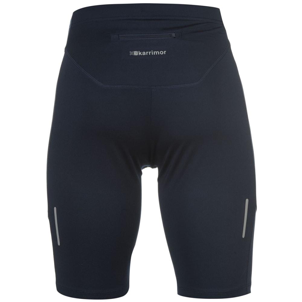 KARRIMOR Men's Short Running Tights - NAVY