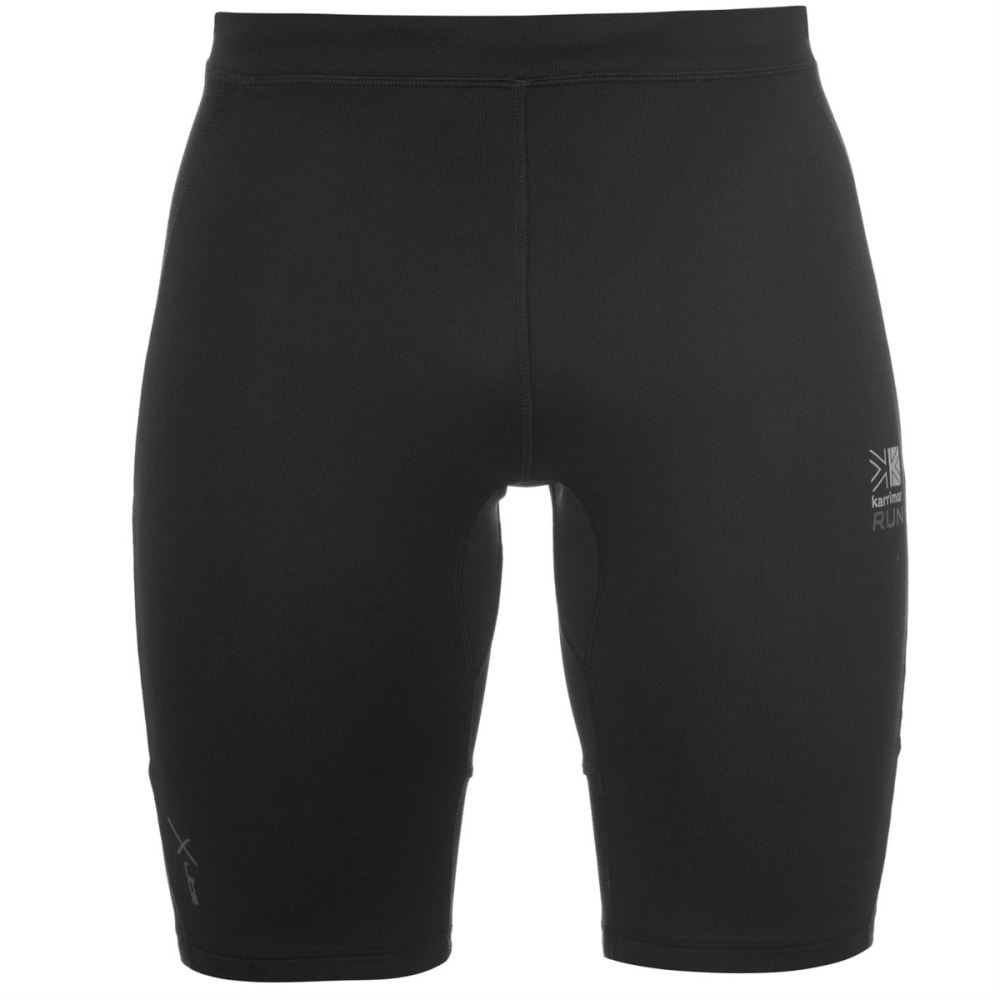 KARRIMOR Men's X Lite Short Tights - BLACK