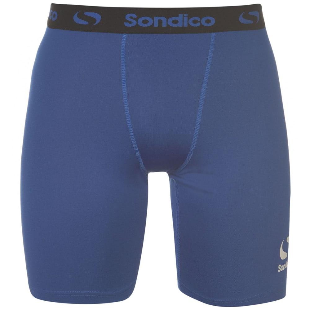 SONDICO Men's Core 6 Base Layer Shorts - ROYAL