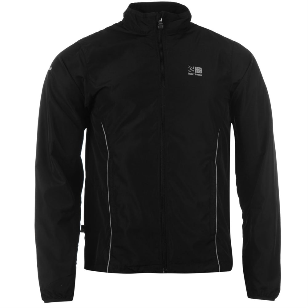 KARRIMOR Men's Running Jacket - BLACK