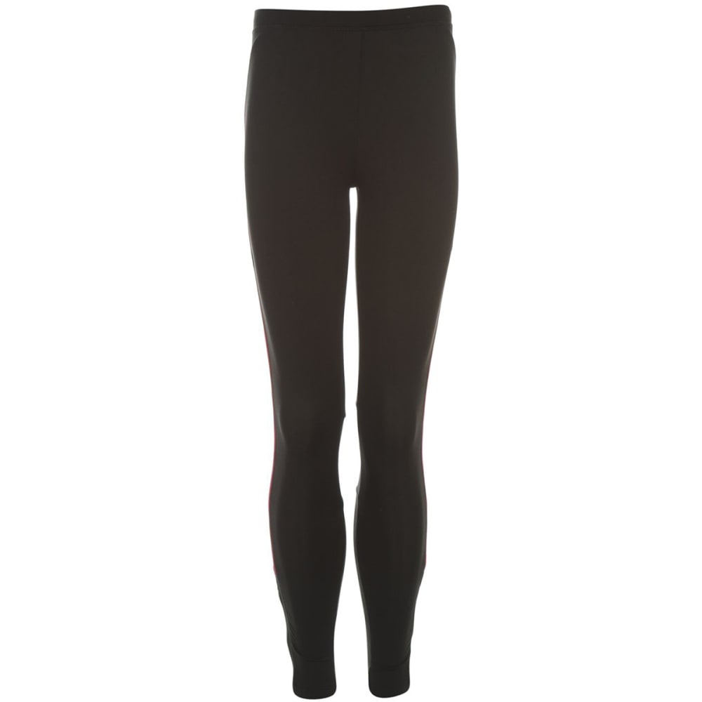 KARRIMOR Girls' Running Tights - BLACK/PINK